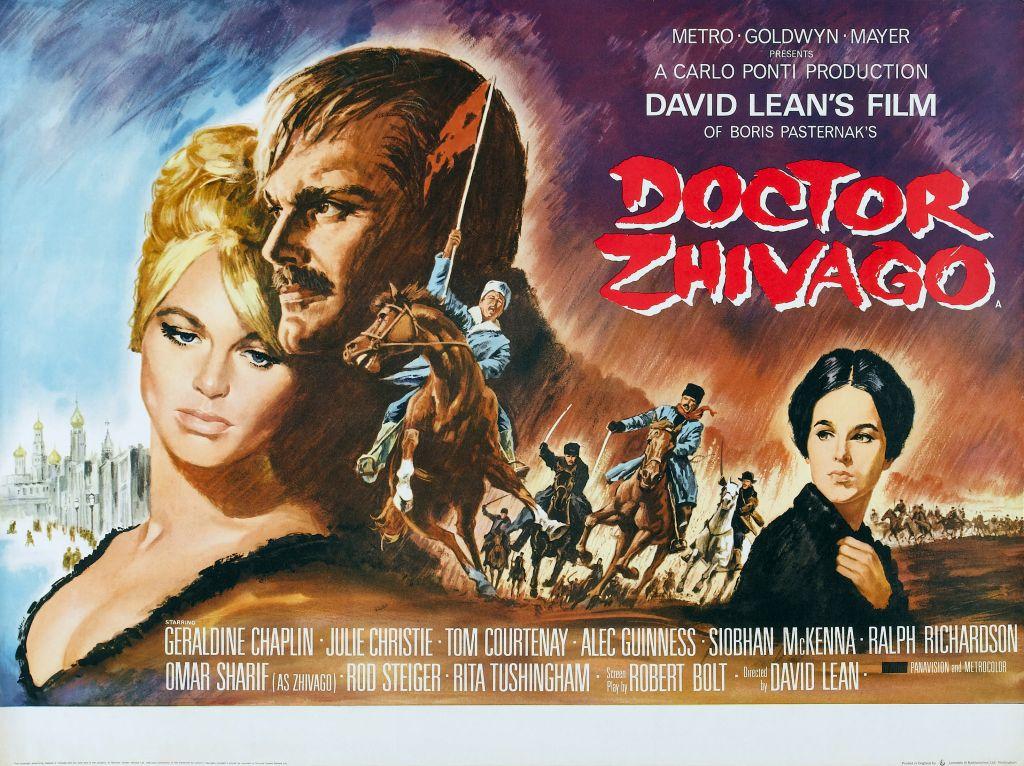 Cinépolis proyecta en exclusiva Doctor Shivago - doctor-zhivago