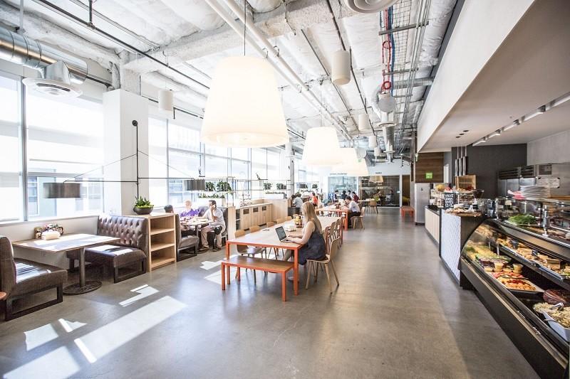 dropbox tuck shop 2 800x533 Restaurante de las oficias de Dropbox recibe reconocimiento gastronómico