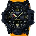 G-Shock presenta Mudmaster, el reloj todoterreno - g-shock-mudmaster-amarillo
