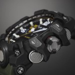 G-Shock presenta Mudmaster, el reloj todoterreno - g-shock-mudmaster-diseno