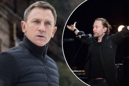 Radiohead revela canción rechazada para James Bond