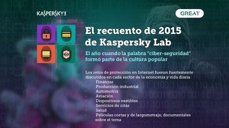 Estos fueron los principales incidentes de seguridad informática en 2015