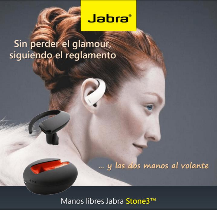manos libre jabra stone 3 Jabra presenta su familia de manos libres