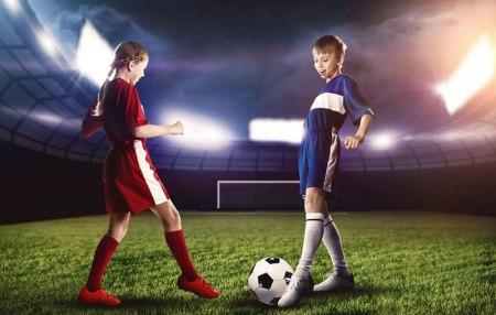 MathFoot: matemáticas y futbol para enseñar a niños de primaria en una app