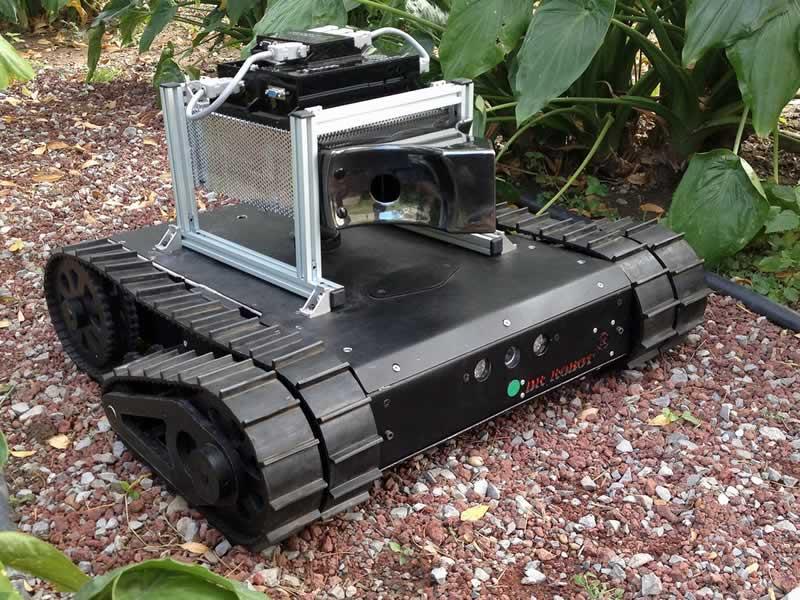 Crea ingeniera mexicana nariz robótica para uso en zonas de desastre, aeropuertos o fugas de gas - nariz-robotica