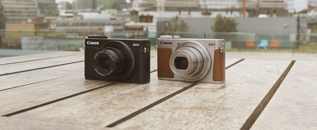 power shot g9x canon1 Canon presenta la PowerShot G5X y la PowerShot G9X