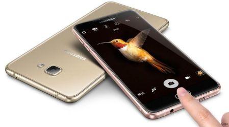 Samsung presenta el Galaxy A9