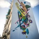 Seherone lleva su trabajo al festival de street Art Sbagha Abagha en Marruecos - seher-x-sbagha-bagha-e1451376104443