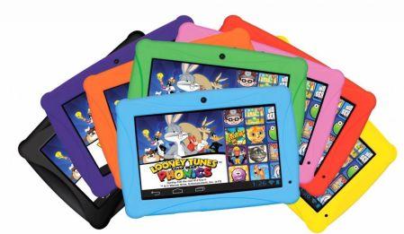 Tablets para niños evolucionan para ofrecer mejores prestaciones