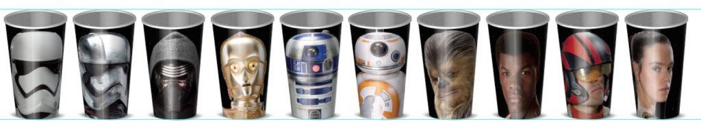 México acredita el título de Guinness World Records con pirámide de vasos conmemorativos de Star Wars - vasos-edicion-especial-star-wars-ping-solutions