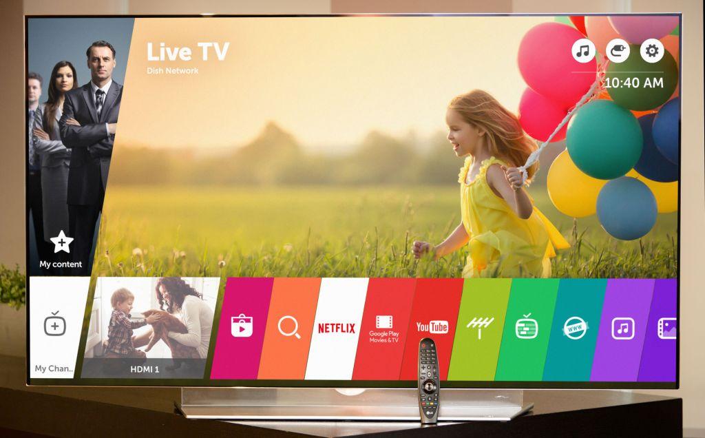 webos 3 0 LG presentará una nueva versión de su plataforma para Smart TV WebOS en el CES 2016