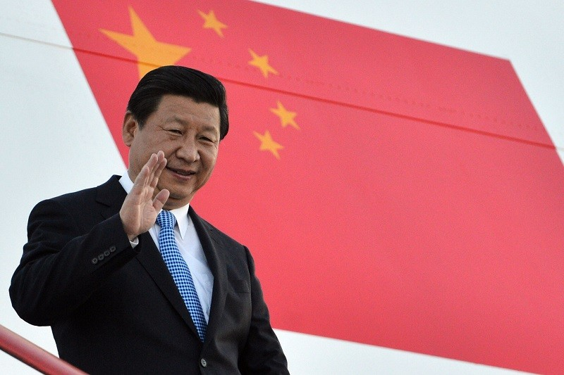 Presidente de China pide apoyo internacional para regular Internet - xi-jinping-800x533