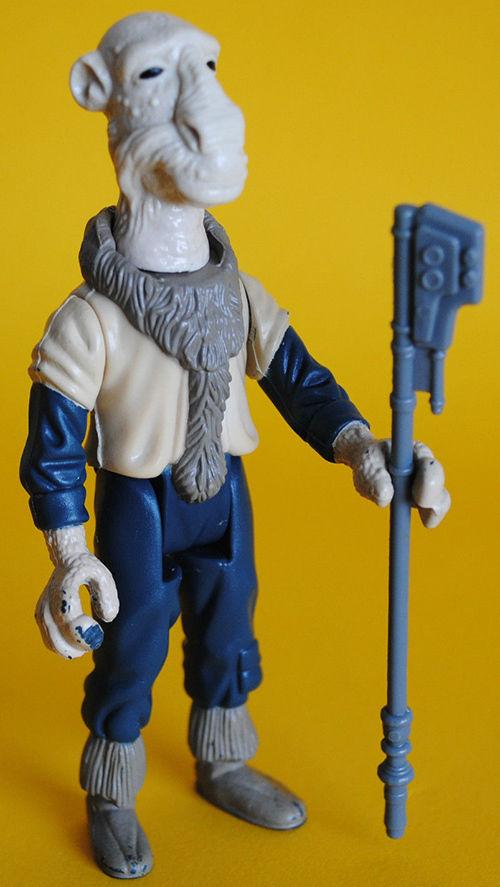 Las figuras de acción de Star Wars más valiosas que puedes encontrar en eBay - yak-face