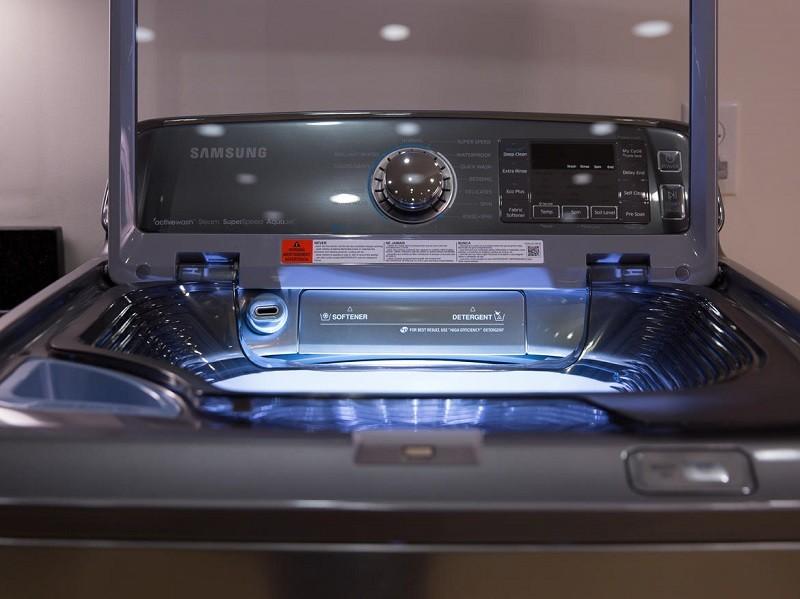 CES 2016: Samsung sorprende con nuevas lavadoras inteligentes - activewash-samsung-800x599