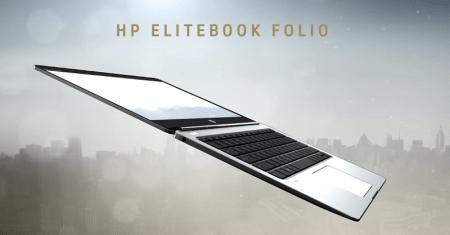 CES 2016: HP presenta la notebook más delgada del mundo