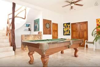 Gwyneth Paltrow viaja a Punta Mita, México y se hospeda en una Villa de Airbnb - casa-norma-riviera-nayarit