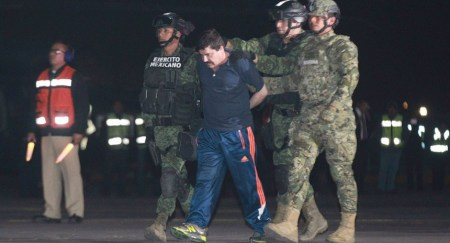 "Este el video del operativo ""Cisne Negro"" de la captura del Chapo"