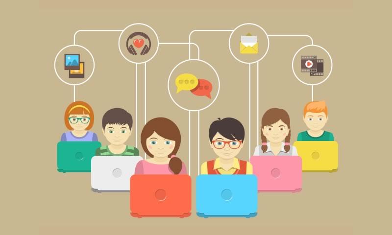 compartir en redes sociales cibercriminales Compartir información en redes sociales te hace blanco fácil para cibercriminales