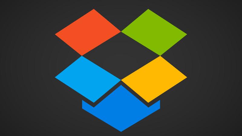 Dropbox lanza aplicación universal para Windows 10 - dropbox-microsoft-800x450