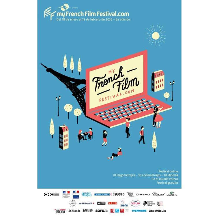 20 películas francesas que puedes ver gratis en el sitio del FICM - festival-de-cine-frances-en-linea-gratis
