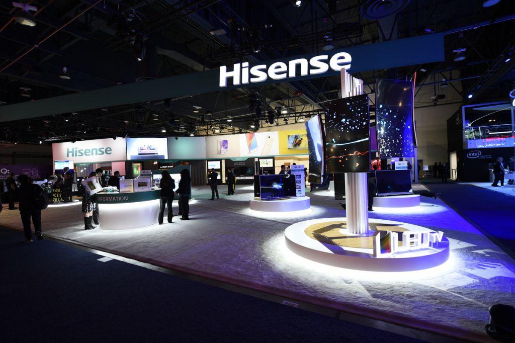 Hisense presenta excelencia en pantallas y smartphones en CES 2016 - hisense-ces-2016