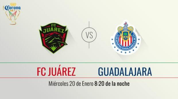 Juárez vs Chivas, Copa MX Clausura 2016   Llave 1 - juarez-vs-chivas-copa-mx-clausura-2016-en-vivo-televisa