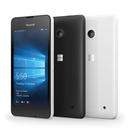 Lumia 550, smartphone 4G LTE con Windows 10 ya disponible en México