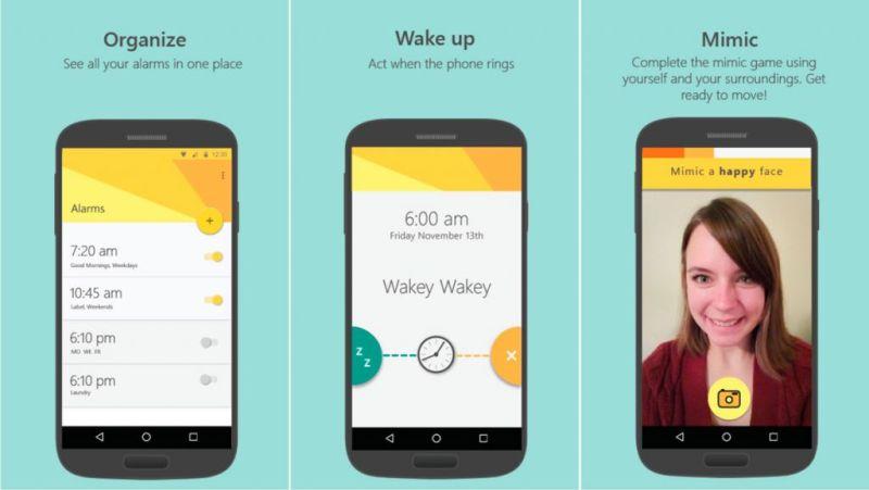 Mimicker Alarm: una curiosa alarma creada por Microsoft - mimicker-alarm-microsoft