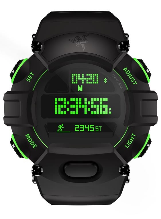 Razer lanza Smart Watch realmente inteligente - nabuwatch_std_02-e1452186965828