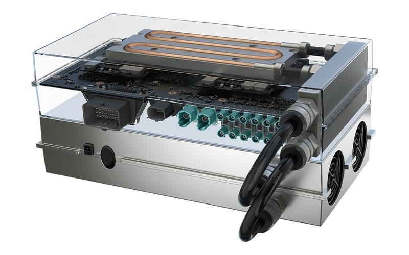 NVIDIA presenta Drive PX 2, plataforma que brinda inteligencia artificial a los autos - nvidia-drive-px-2