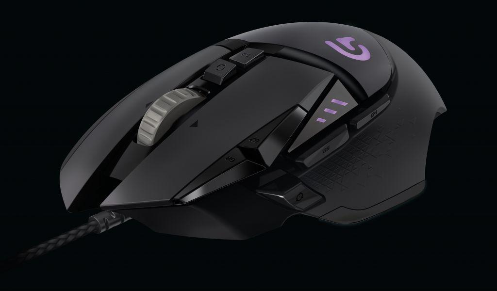 Logitech lanza el G502 Proteus Spectrum, el ratón para gaming con RGB ajustable - proteus-spectrum_2