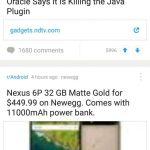Reddit prepara su servicio para smartphones con una app beta en Android - reddit-app-beta-android-12