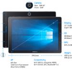 CES 2016: Samsung presenta su Galaxy Tab Pro S con Windows 10