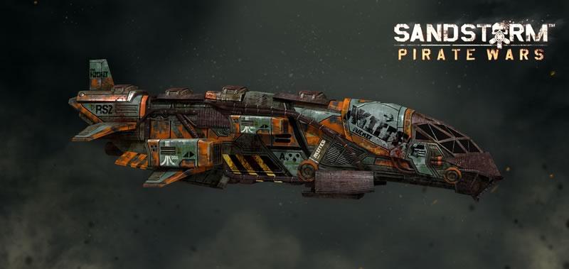 Sandstorm Pirate Wars, el nuevo juego de Ubisoft para iOS y Android - sandstorm-pirate-wars