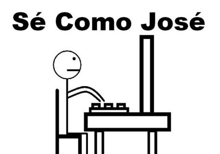 """""""Sé como José"""", un divertido manual de etiqueta 2016 para redes sociales"""