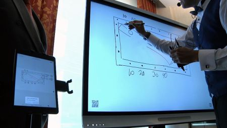 SMART kapp en México, pizarras y pantallas digitales - smart-kapp-iq