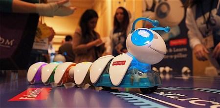 Fisher-Price presenta un juguete para enseñar a programar