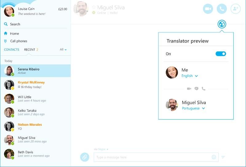 Traducción en tiempo real de Skype llega a todos sus usuarios en Windows - traduccion-en-tiempo-real-skype-translator