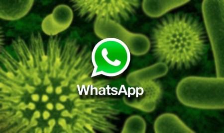 Virus cibernético ataca a compañías usuarias de WhatsApp