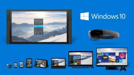 Windows 10 ocuparía el 10% de presencia en el mercado de computadoras