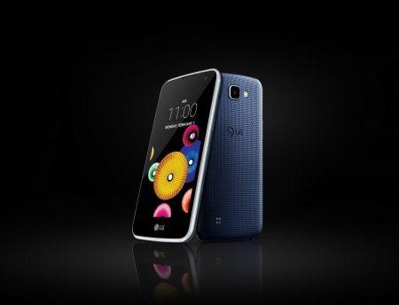 LG comienza el lanzamiento de la serie K en mercados globales