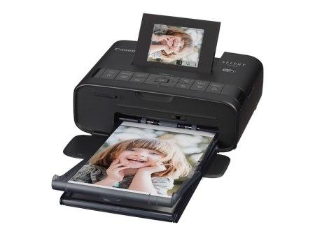 Canon rediseña su impresora portátil SELPHY CP1200 y presenta nuevas cámaras