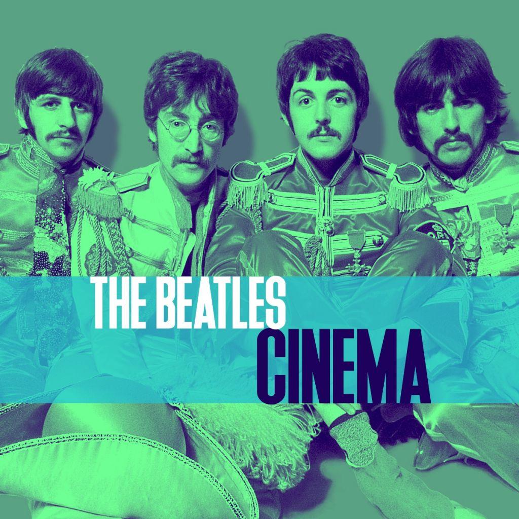 Claro música incorpora a su plataforma 16 discos de The Beatles - cinemabeatles_playlist_1200