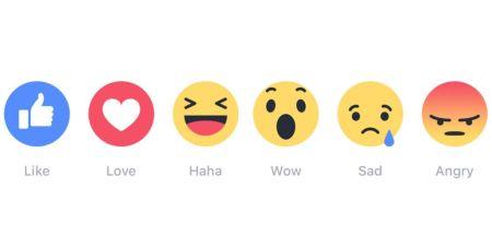 """Facebook habilita """"Reactions"""" para todo el mundo"""