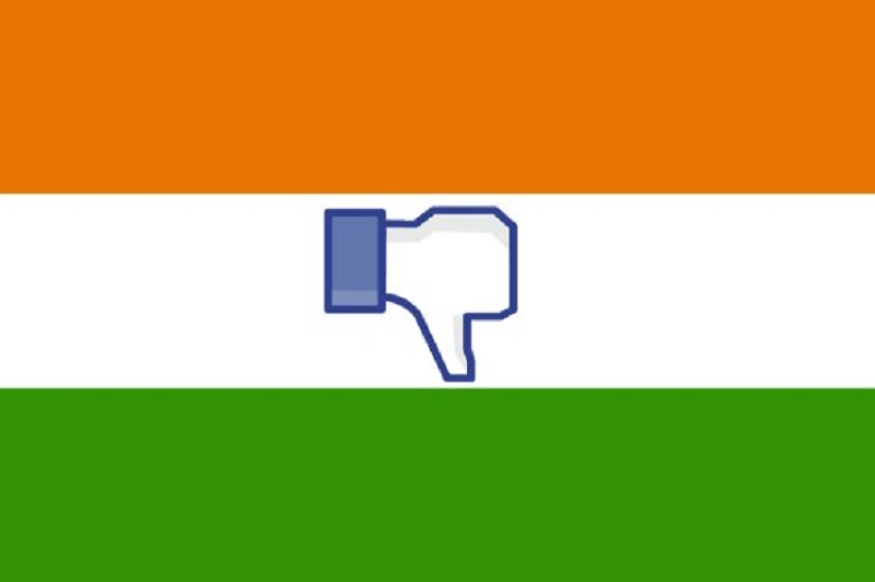 India frena proyecto de Internet gratuito de Facebook - facebook_india-800x532