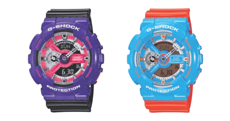 G-Shock trae de regreso la decada de los 90 con sus nuevos modelos