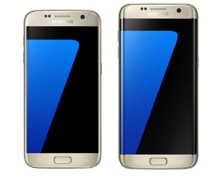 Conoce el nuevo Galaxy S7 y S7 edge que Samsung presentó en el MWC 2016
