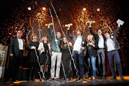 Sharing Academy gana los Mobile Premier Awards 2016