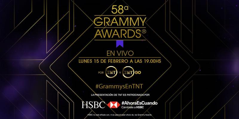Twitter y TNT realizarán transmisión interactiva de los Grammys 2016 - gramms-2016-por-tnt-y-twitter