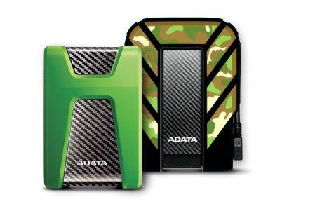 ADATA lanza discos duros externos HD650X para Xbox One y HD710M edición especial